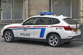 Luxembourg - Police