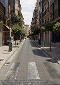street in palma