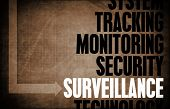 Surveillance Core Principles as a Concept Abstract