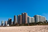 Barra da Tijuca Beach in Rio de Janeiro