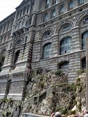 Monaco. French Riviera. Monaco-ville. Oceanographic Museum