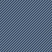 Elegant vector seamless pattern. Retro blue, white colors