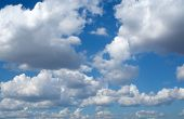 stock photo of clouds sky  - Blue sky and clouds in summer season - JPG