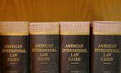Libros de derecho americano