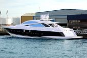 New Expensive Yacht