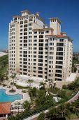 New Building On Florida Beach
