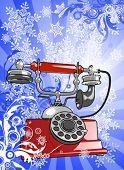 Santa's phone