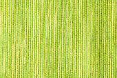 texture of green placemats