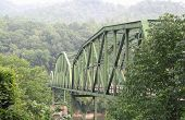 Kanawha Falls Bridge Wv