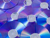 Blue Dvd Background