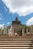 Abhayagiri Dagoba, Anuradhapura, Sri Lanka