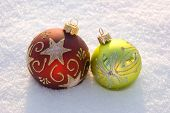 New Year's Ornaments