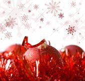 picture of reveillon  - Christmas background - JPG