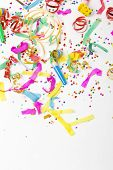 picture of reveillon  - colorful spirals - JPG
