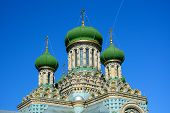 Assumption (uspenskyi) Cathedral Of Bila Krynytsia Old Believer, Ukraine. Religious Buildings Orthod poster
