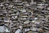 Drystone Wall Detail