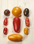 Nine Tomatos