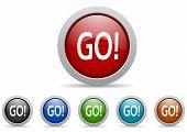 Go Icons Set