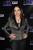 LOS ANGELES - AUG 15: Gloria Estefan at the CW