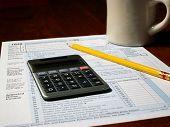 Tax Form Calculator  Mug 2