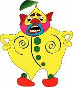 Spiteful Clown poster