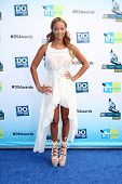 vLos Angeles - AUG 19:  Draya Michele arrives at the 2012 Do Something Awards at Barker Hanger on Au