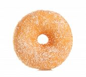 image of graff  - Donut isolated on white background with studio lighting - JPG