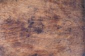 Textured Dark Wood Background
