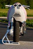 Custom tuned scooter