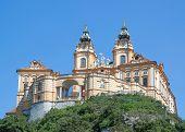 Melk Monastery,Wachau Valley,Danube River,Austria