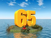 The Number 65