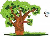 Heart Target Tree