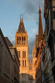Rouen Notre Dame cathedral