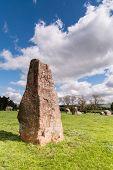 Long Meg Monolith