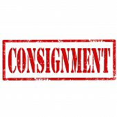 Consignment-stamp