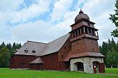 Wooden Articular Church