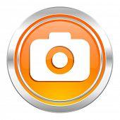photo camera icon, photography sign
