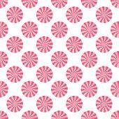 Lollipops texture. Color seamless pattern.