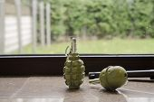 Couple Of Grenades