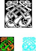 Celtic Symbol, Great For Tattoo Or Shirt Print.
