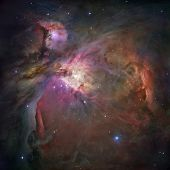 An Unprecedented Look At The Orion Nebula By Hubble Telescope