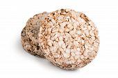 Grain crispbreads