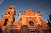 All Saints Church in Vilnius