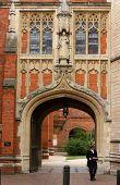 Eton College Architecture