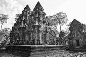 Ancient  temple Koh Ker,Cambodia