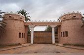 picture of riyadh  - Riyadh extravagant and huge houses Saudi Arabia - JPG