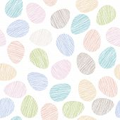stock photo of easter decoration  - Easter pattern decoration - JPG