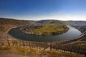 The Mosel Valley Near Kroev