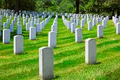picture of virginia  - Arlington National Cemetery Virginia VA near Washington DC United States - JPG
