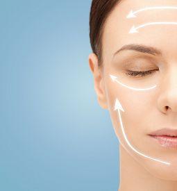 stock photo of wrinkled face  - beauty - JPG